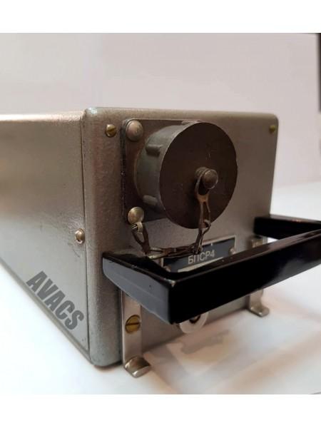 Блок преобразования сигналов расхода БПСР-4